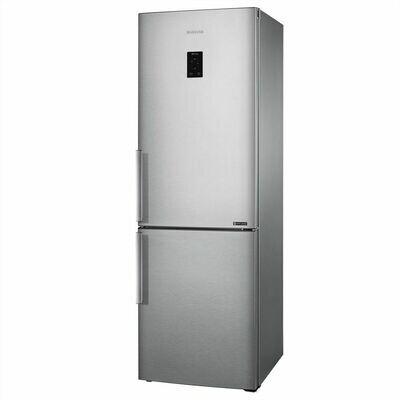 SAMSUNG Kühl-Gefrierkombination RB3000, 350L, A++, No Frost+, Edelstahl