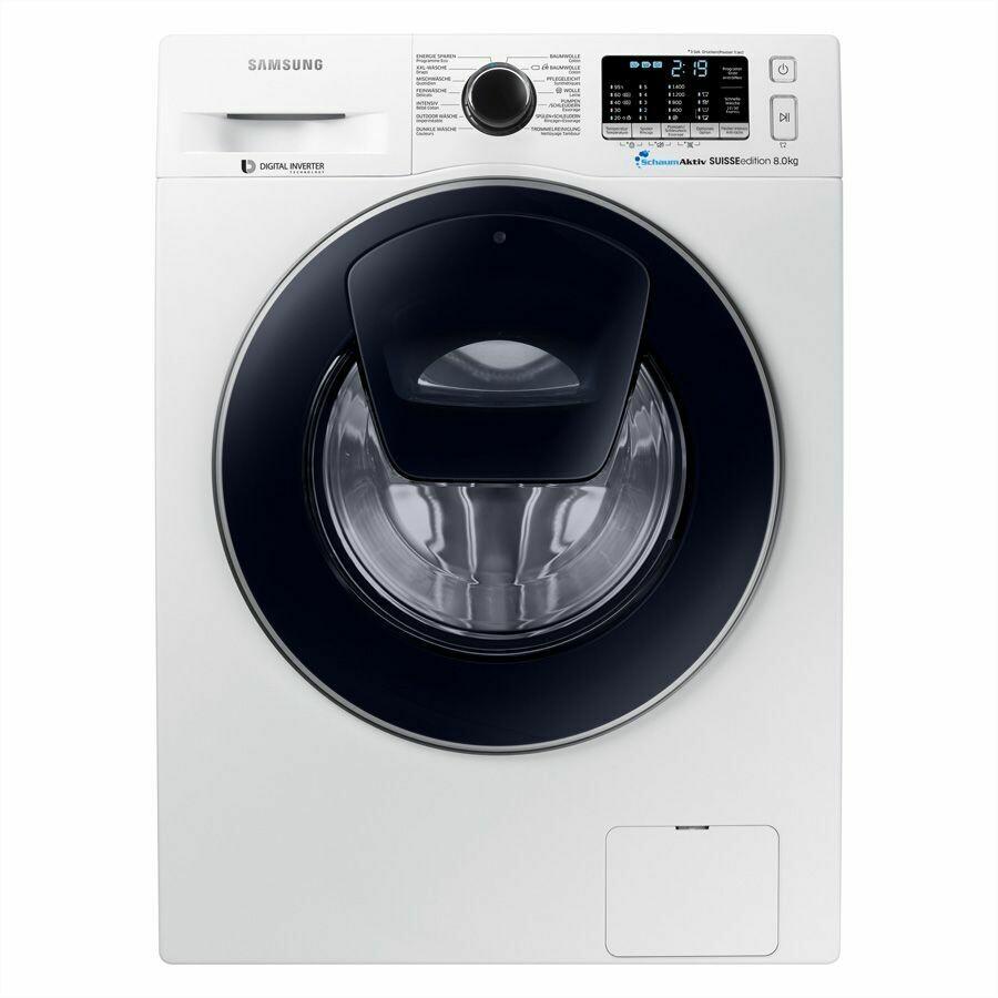 Waschmaschine WW5500K, 8kg, Add Wash, SchaumAktiv