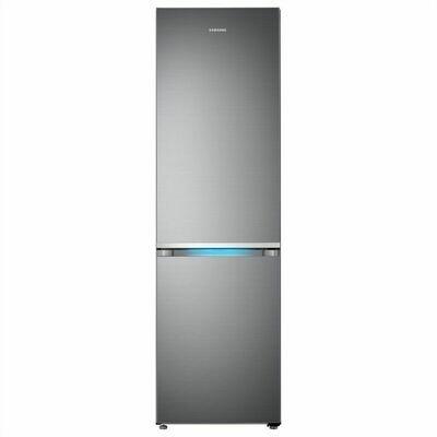 SAMSUNG Kühl-Gefrierkombination RB7000, 406L, A++, No Frost+, silber