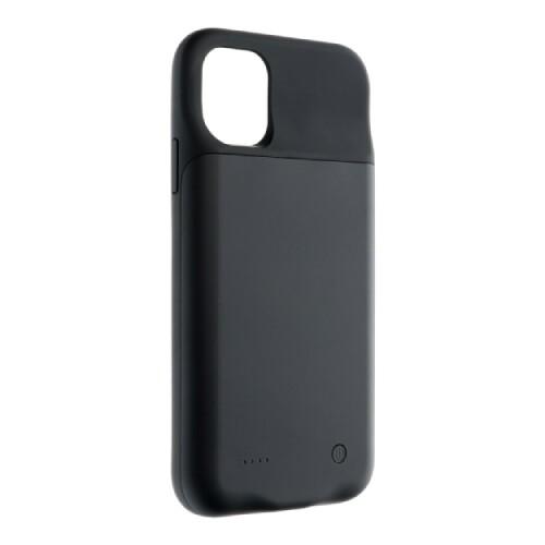 iPhone 11  Akku Case (4500mAh) Schutzhülle - Schwarz
