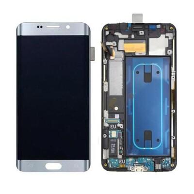 Samsung Galaxy S6 Edge Plus Bildschirm Silber