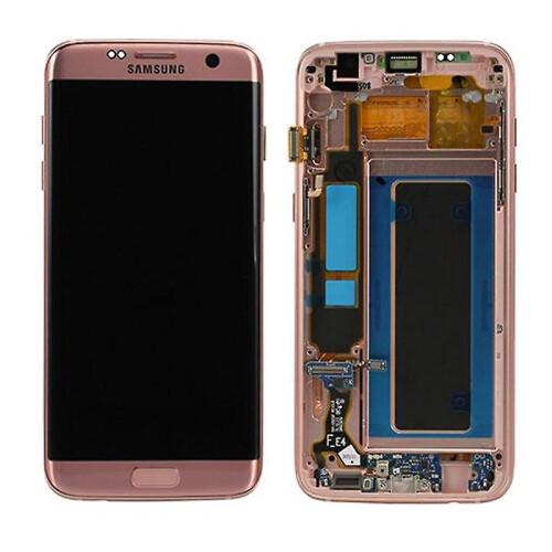 Samsung Galaxy S7 Edge Bildschirm Rose Gold