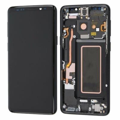 Samsung Galaxy S9 Plus Bildschirm Schwarz