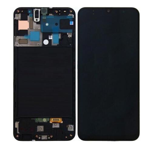 Samsung Galaxy A50 Bildschirm Schwarz