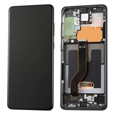 Samsung Galaxy S20 + / 5G Bildschirm Schwarz