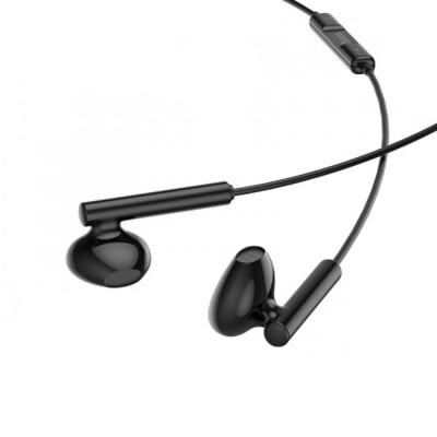 Hoco M65 Special Sound Typ-C Kabel-Kopfhörer mit Mikrofon Schwarz