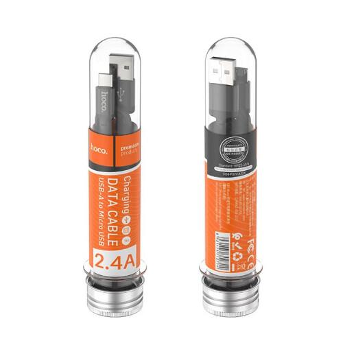 Hoco X14-fache Geschwindigkeitsladung Kabel Micro (Dosenverpackung)