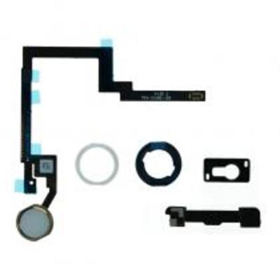 Fingerprint Sensor Flex Cable iPad Mini 3 Gold HQ
