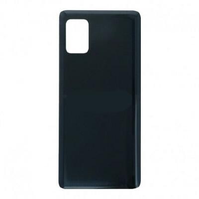 Ersatzbatterieabdeckung für Samsung Galaxy A51 Rückseite - Schwarz