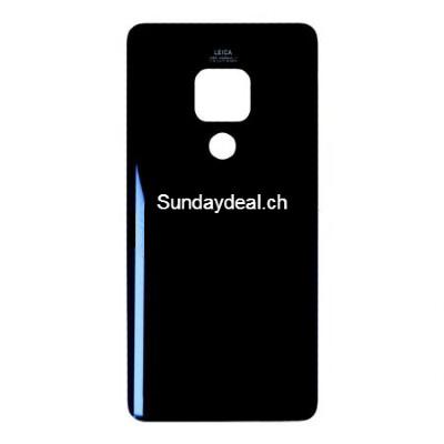 Batterietür für Huawei Mate 20 Schwarz HQ