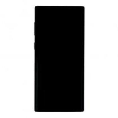 Bildschirmersatz mit Rahmen für Samsung Galaxy Note 10