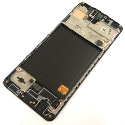 LCD Display für Samsung A51 in Schwarz