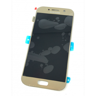 Ersatz LCD Display Gold Samsung Galaxy A5 2017
