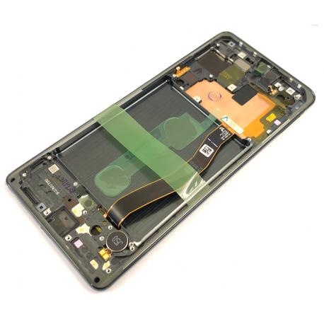 CD Display für Samsung S10 Lite in Prism Black