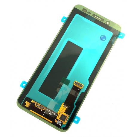 LCD Display für Samsung J6 (2018) in Schwarz
