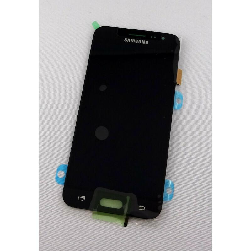 Original LCD Display in Schwarz für Samsung Galaxy S7