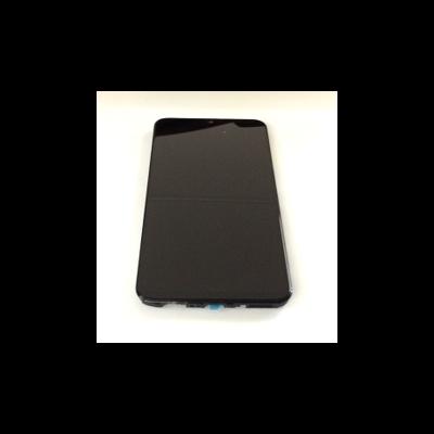 Display Lcd mit Rahmen für Huawei P Smart in Schwarz