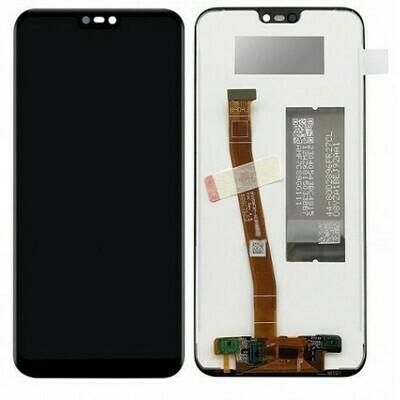 LCD Display für Huawei P20 Lite/P40 Lite in Schwarz