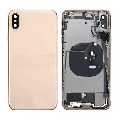 Backcover Gehäuse mit Elektronik für iPhone XS