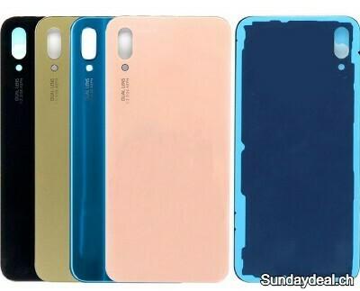 Huawei P20 Backcover Rückschale mit Kleber
