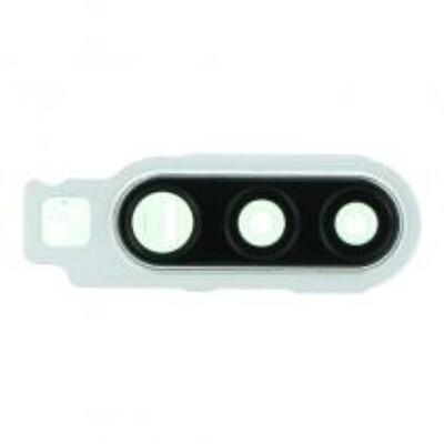 Hintere Kamera-Objektiv und Blende für Samsung Galaxy A90 5G Weiss