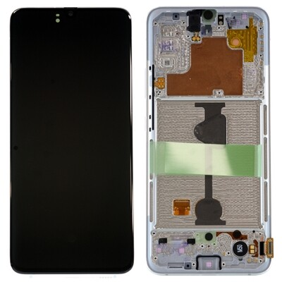Samsung Galaxy A90 5G Bildschirm Weiss