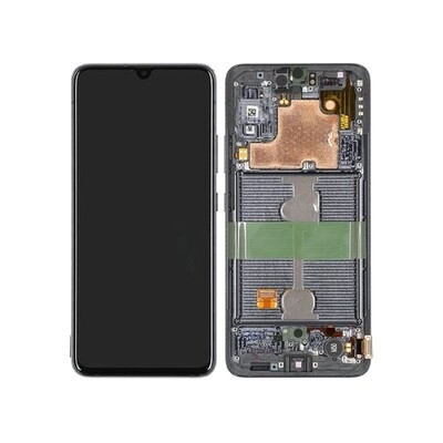 Samsung Galaxy A90 5G Bildschirm Schwarz
