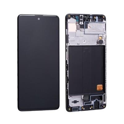 Samsung Galaxy A51 Bildschirm Schwarz
