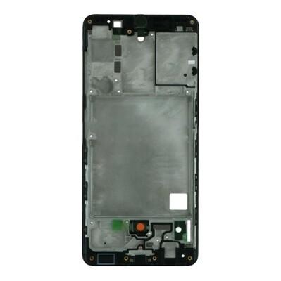 Frontgehäuse für Samsung Galaxy A41 Schwarz
