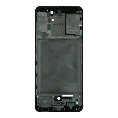 Frontgehäuse für Samsung Galaxy A31 Schwarz