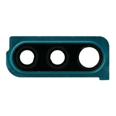 Hinter Kamera-Objektiv und Blende für Samsung Galaxy A30s Grün