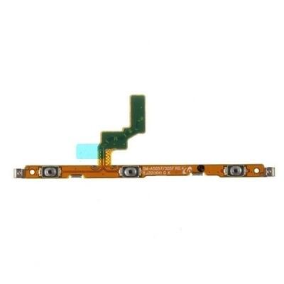 Power&Lautstärke Taste Flex Kabel für Samsung Galaxy A21s