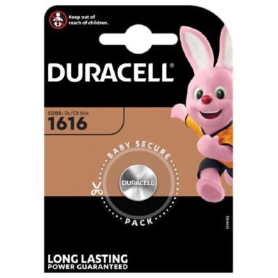 Duracell CR1616 3V Batterie