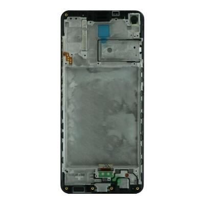 Frontgehäuse für Samsung Galaxy A20 Schwarz