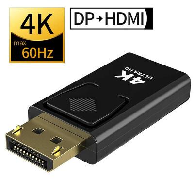 DisplayPort Zu HDMI Adapter 4K ULTRA HD