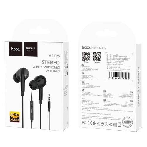 Hoco M1 Pro Kopfhörer mit Mikrofon