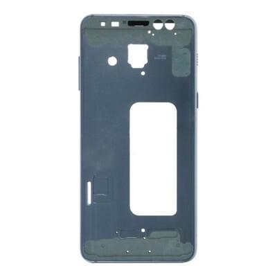 Frontgehäuse für Samsung Galaxy A8 2018/A5 2018 Grau