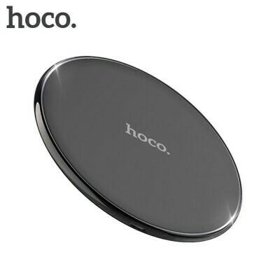Hoco CW6 Qi Wireless Charger Schwarz
