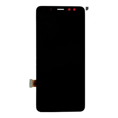Samsung Galaxy A8 2018/A5 2018 Schwarz
