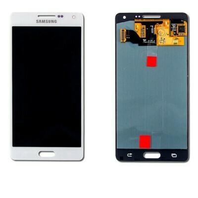 Samsung Galaxy A5 (2015) Bildschirm Weiss