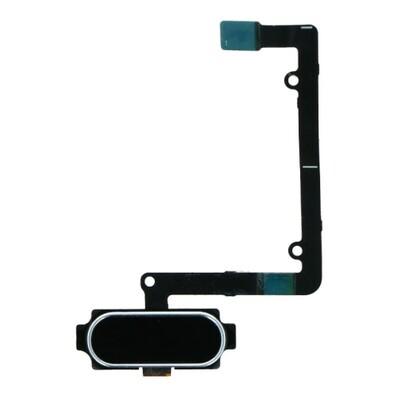 Fingerabdruck Sensor Flex Kabel für Samsung Galaxy A5 (2016) Schwarz