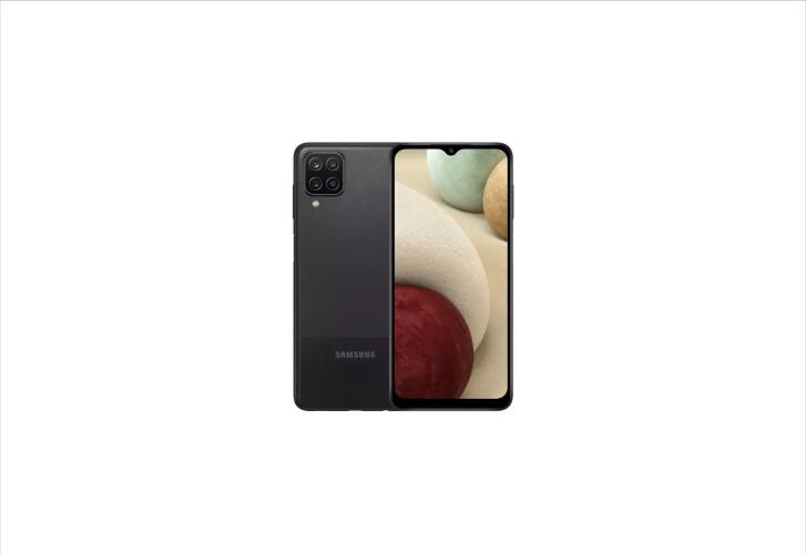 Samsung Galaxy A12 Schwarz