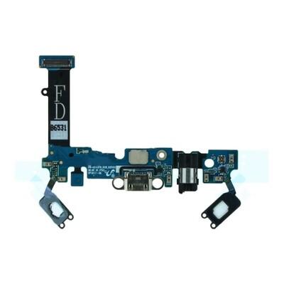 Ladeanschluss Flexkabel mit Kopfhöreranschluss Stecker & Sensor Flexkabel für Samsung Galaxy A5 (2016) A510F