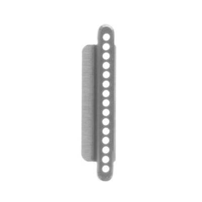 Hörmuschel Staub Mesh für Samsung Galaxy A5 2016 Weiss
