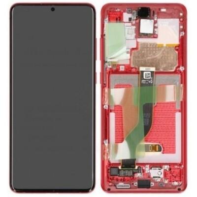 Samsung Galaxy S20+ / 5G Bildschirm Rot