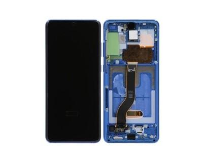 Samsung Galaxy S20+ / 5G Bildschirm Blau