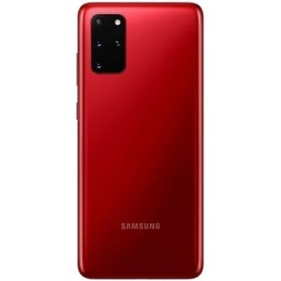 Samsung Galaxy S20 Plus /5G Hinterseite Rot