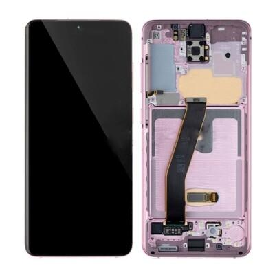 Samsung Galaxy S20 /5G Bildschirm Cloud Pink