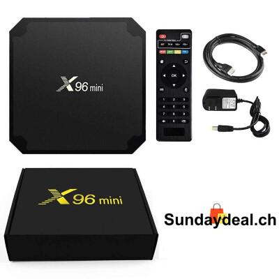 X96 Mini Smart TV BOX (4K)