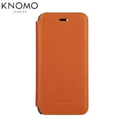 Knomo Leather iPhone 6S Plus/ 6 Plus Wallet Case